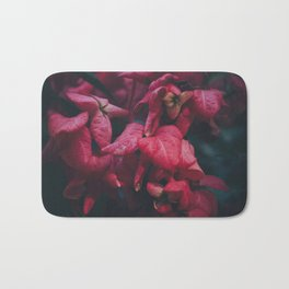 PINK - FLOWERS - FLORAL - PHOTOGRAPHY Bath Mat