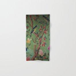 Green Dream Chinoiserie Hand & Bath Towel