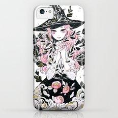 hydroponic witch iPhone 5c Slim Case
