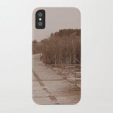 Wetlands Connection Slim Case iPhone X