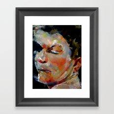 Ricky Hatton Framed Art Print