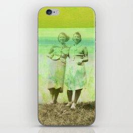 Green Promise iPhone Skin