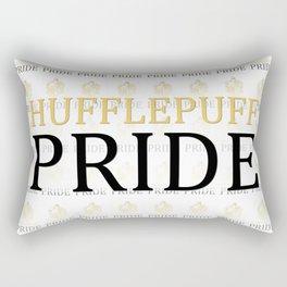 Hufflepuff Pride Rectangular Pillow
