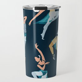 Suspended Rhythm Travel Mug