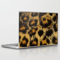 cheetah Laptop & iPad Skins featuring Cheetah by Some_Designs