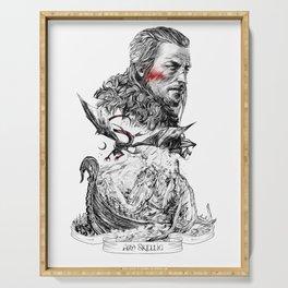 Ard Skellig - Witcher Serving Tray