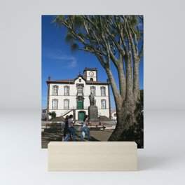Vila Franca do Campo, Azores Mini Art Print