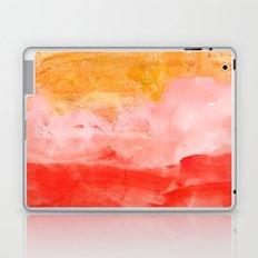 coral horizon Laptop & iPad Skin