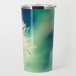 Whimsical Petals Travel Mug