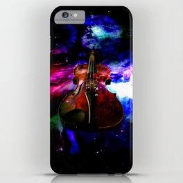violin nebula iPhone Case