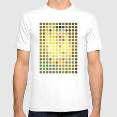 Gustav Klimt Remixed (2009) Mens Fitted Tee White MEDIUM
