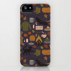 Autumn Nights Slim Case iPhone (5, 5s)