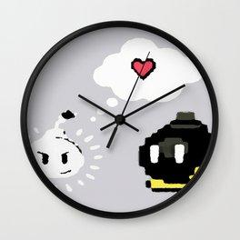 Love! Bob-omb Wall Clock