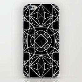 Robot Pattern iPhone Skin