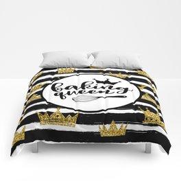 Baking Queen Comforters