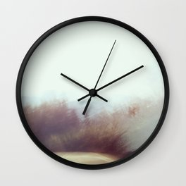 The Road the Road Again Wall Clock