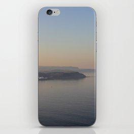 Northbay at Sunset iPhone Skin