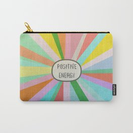 Positive energy Carry-All Pouch