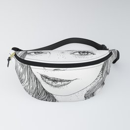 asc 861 - La maturité (I was young and stupid) Fanny Pack
