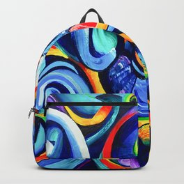 Hurricanes of the Mind Backpack