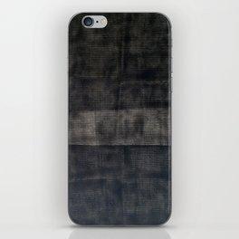 Grid Painting Invert iPhone Skin