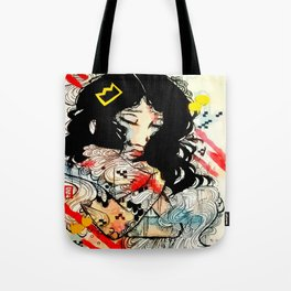 Of The Angels Tote Bag
