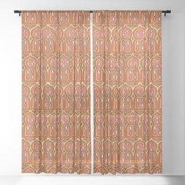Marrakesh Windows Sheer Curtain