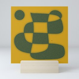 TracT Mini Art Print