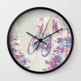 Explorers V Wall Clock