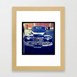 Old Grill Framed Art Print