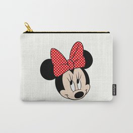 So cute Minnie Mouse Carry-All Pouch