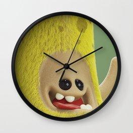 Banana Love Wall Clock