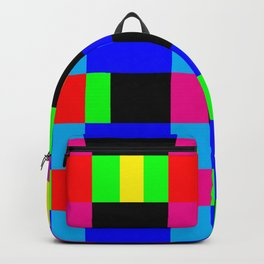 Hangover Helper Abstract Backpack