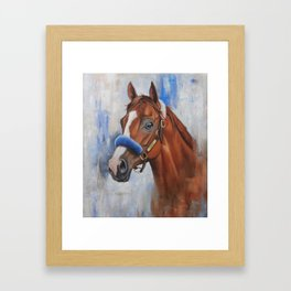 Justify Framed Art Print