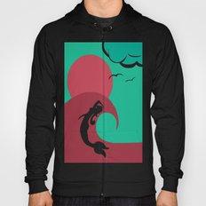 Mermaid Silhouette Hoody