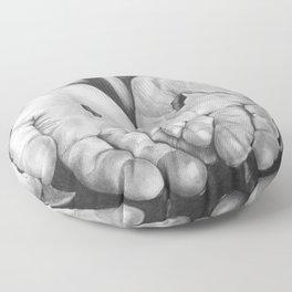 Jesus Hands Floor Pillow