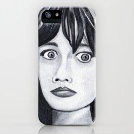 Zooey iPhone Case