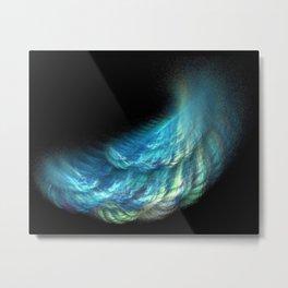 Beneath The Waves Metal Print