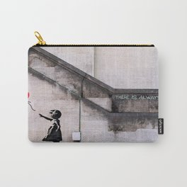 Banksy, Hope Carry-All Pouch