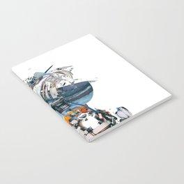 BQ-45 Spacecraft Notebook