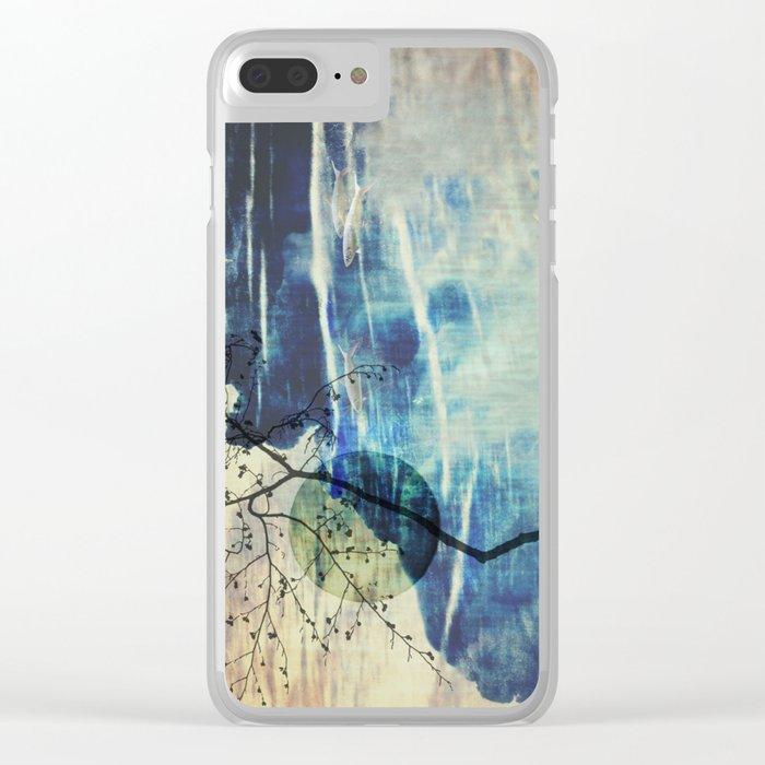 believe Clear iPhone Case