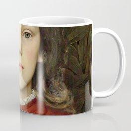"Evelyn De Morgan ""Portrait of Winifred Julia Spencer Stanhope"" Coffee Mug"