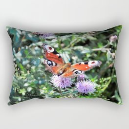 Sweet butterfly Rectangular Pillow