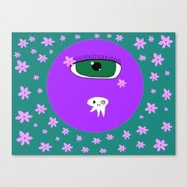 The Eye Canvas Print