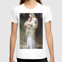 "William-Adolphe Bouguereau ""L'Innocence (Innocence)""(1893) T-shirt"