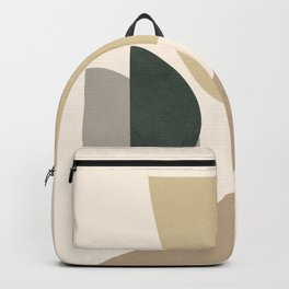 Abstract Minimal Art 26 Backpack