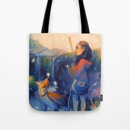 Fairyflies Tote Bag