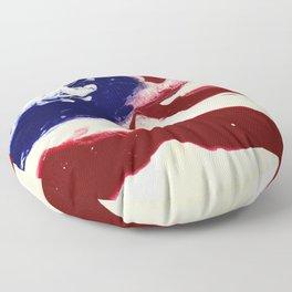 USA #1 Floor Pillow