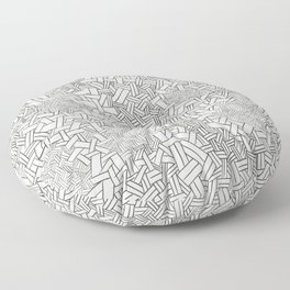 Full Floor Pillow