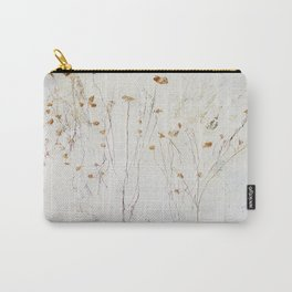 little flower Carry-All Pouch